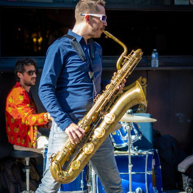 Groupe Volt., Fête de la Musique du Havre 2020