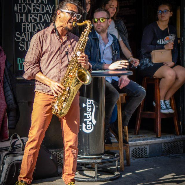 Groupe inconnu., Fête de la Musique du Havre 2020