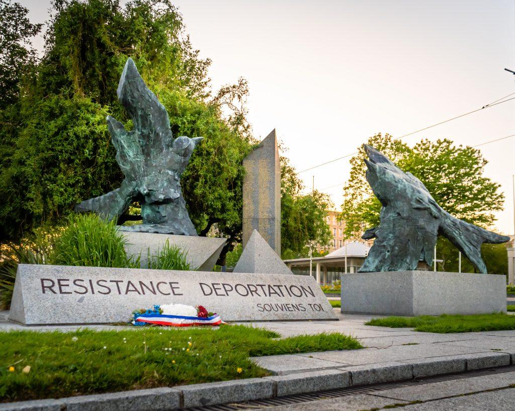 """Mémorial """"RESISTANCE DEPORTATION SOUVIENS TOI"""""""