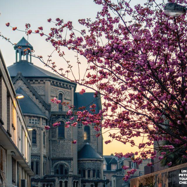 Eglise Sainte-Anne. Sony A6400 Sony 35mm F1.8. Le Havre 08/04/2020.