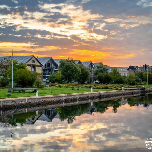 Jardin Fluvial, Bassin Fluvial, Quai de la Saône. Sony A6400 Sony 18-105mm F4. Le Havre 31/08/2020.