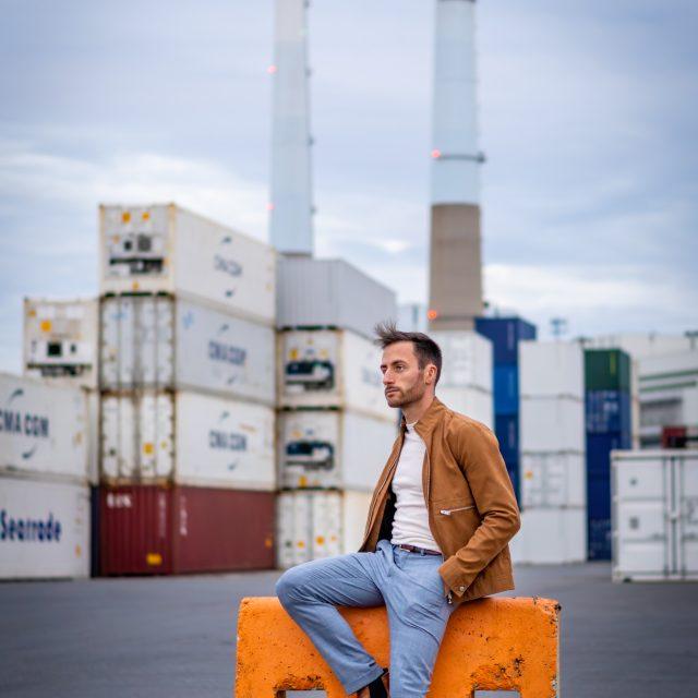 Portrait N°12 de Sonny. Sony a6400 50mm F1.8 OSS. Le Havre 19/10/2020.
