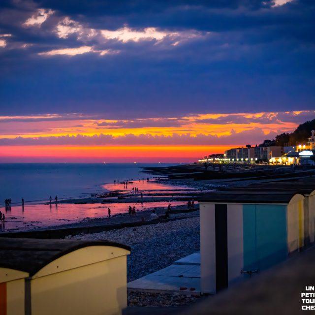 La plage du Havre. Sony A6400 Sony 35mm F1.8. Le Havre 08/08/2020.