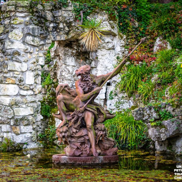 Sculpture, Parc Hauser. Sony a6400 50mm F1.8 OSS. Le Havre 12/11/2020.